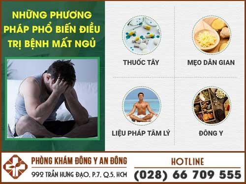 phuong phap chua benh mat ngu bang dan gian