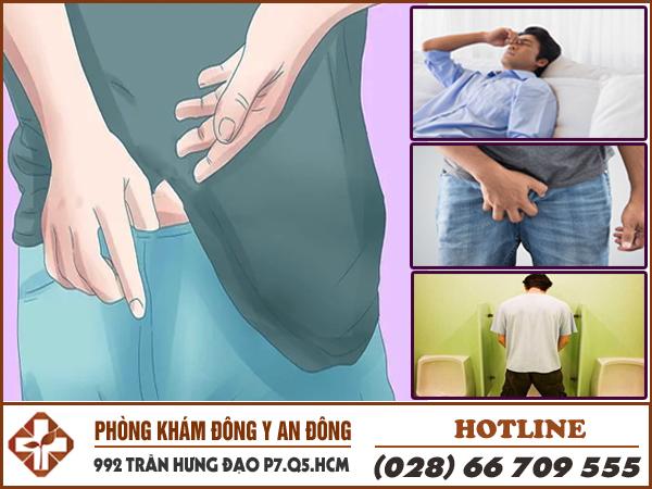 Các dấu hiệu thường gặp nhất khi nam giới mắc bệnh di tinh