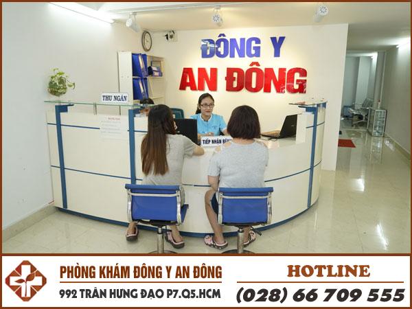 phong kham dong y an dong chuyen kham va dieu tri cac benh xa hoi